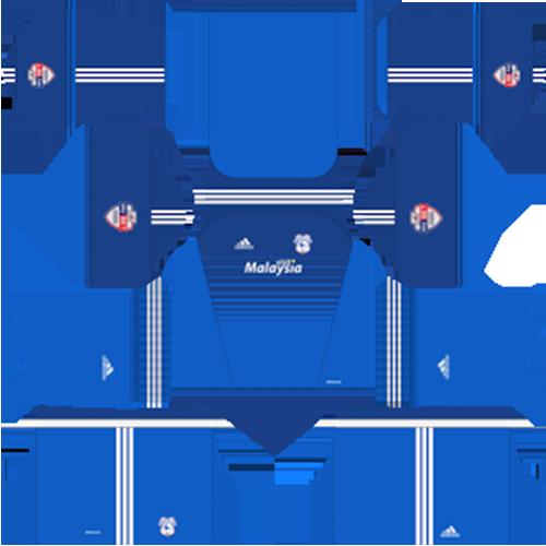 FL Championship - FTS15 Kits & Logo